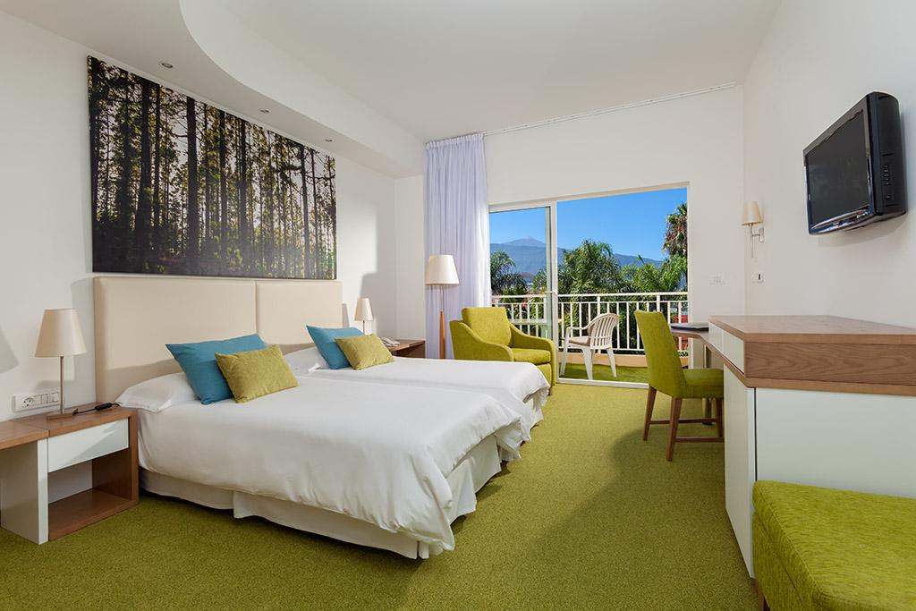 Equipamiento integral de hoteles